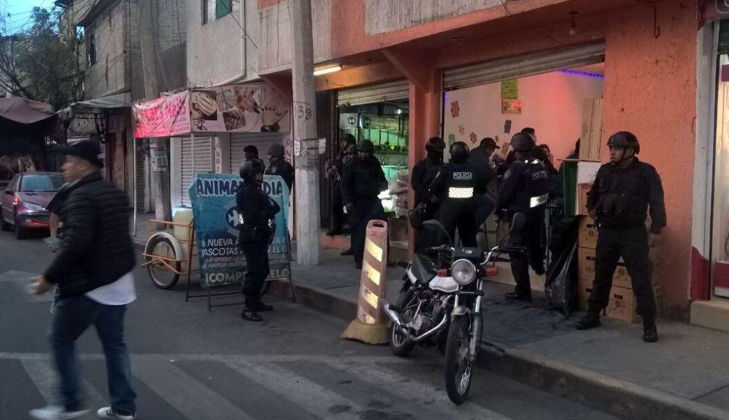 Operativos contra bares y centros nocturnos en la CDMX