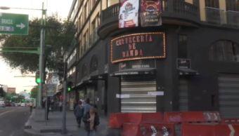 balacera, bar centro ciudad mexico dejar