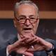 Chuck Schumer, líder de la minoría demócrata del Senado