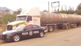 Recuperan hidrocarburo robado en Nochixtlán Oaxaca