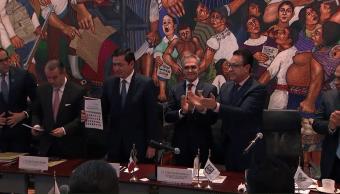 Conago propone reformar el nuevo sistema de justicia penal