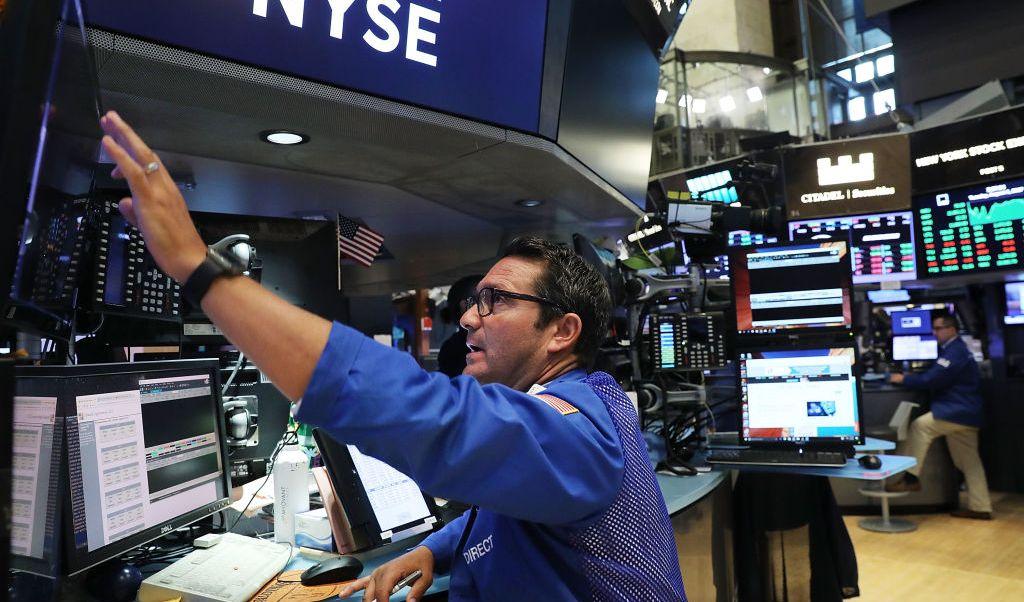 Wall Street cierra Dow Jones Record