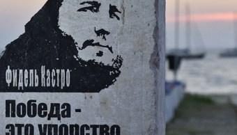 Crimea 'inmortaliza' a Fidel Castro con un monumento