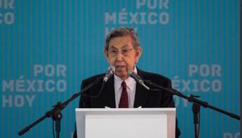 Por México Hoy no respalda a ningún candidato: Cuauhtémoc Cárdenas