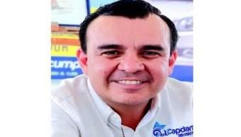 Daniel Cortés, director de la Comisión de Agua de Manzanillo