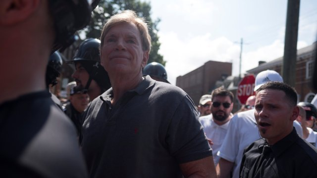 Lider KKK alaba Trump decir verdad Charlottesville