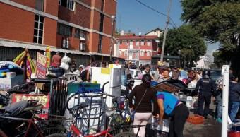 gobierno cdmx recupera inmueble invadido colonia morelos