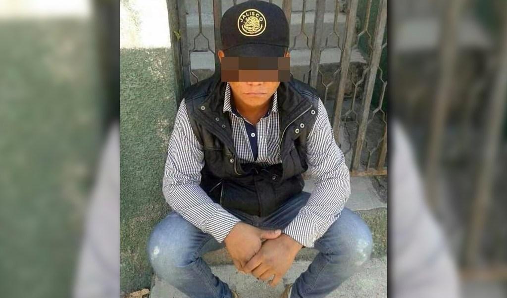 Autoridades de colima detienen a un presunto operador del crimen organizado