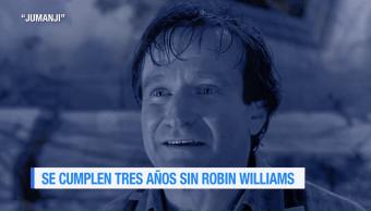 Efeméride En Una Hora: Robin Williams