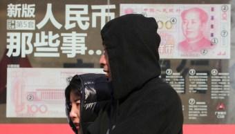 El Banco Popular de China espera fortalecimiento del yuan