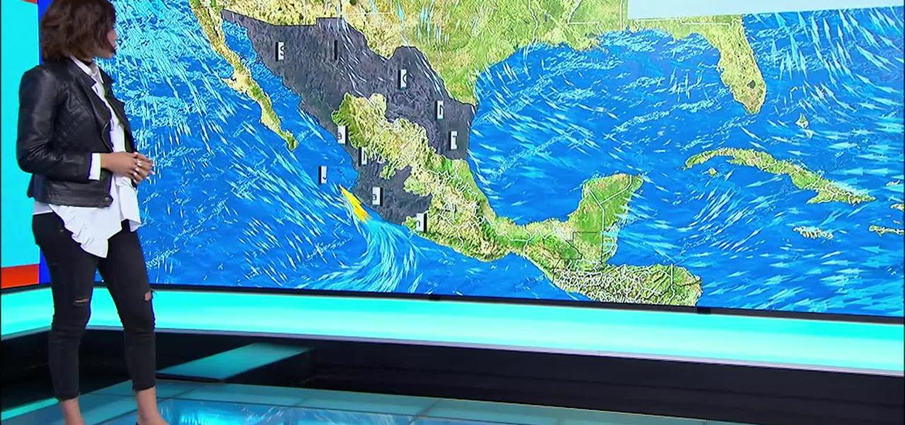 Clima Daniela Alvarez Preven Nublados