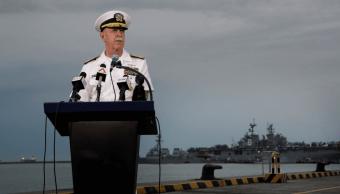 El general Scott Swift, del Comando Pacífico de Estados Unidos