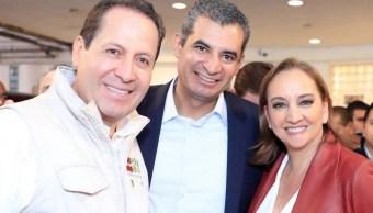 PRI no busca favorecer candidato determinado Ochoa Reza