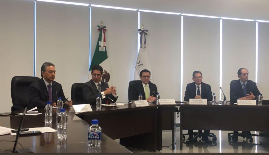 SE equipo mexicano renegociación para TLCAN