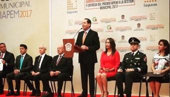 Asegura Eruviel Ávila que dejará finanzas sanas en Edomex