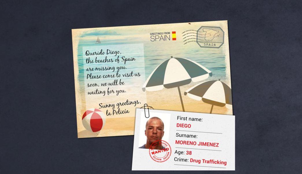 Europol usa humor en campaña contra criminales