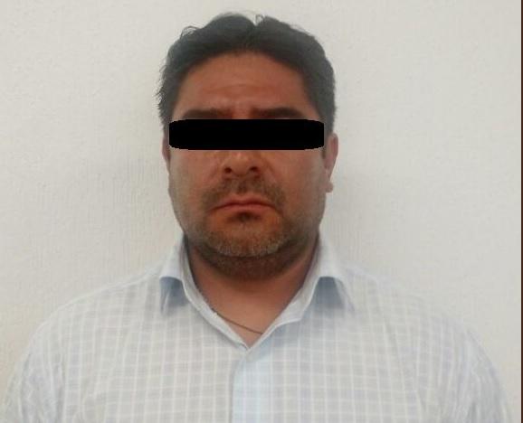 Detienen por peculado al exdirector financiero de Salud Hidalgo