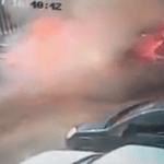 Explosión en diario Versión Final de Venezuela