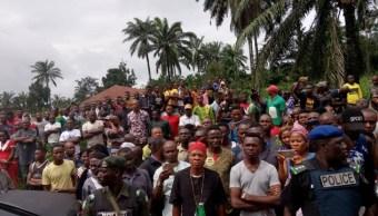 Tiroteo en una iglesia de Nigeria deja al menos ocho muertos