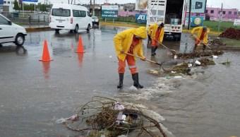 lluvias afectan 84 municipios hidalgo paso franklin