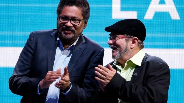 Fuerza Alternativa Revolucionaria Comun nuevo partido politico FARC