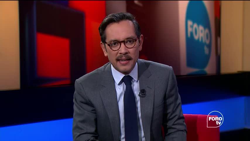 Genaro Lozano entrevista a Luis de la Calle