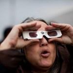 eclipse solar, mundo, países, lentes