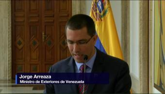 Gobierno de Maduro responde a las amenazas de Estados Unidos