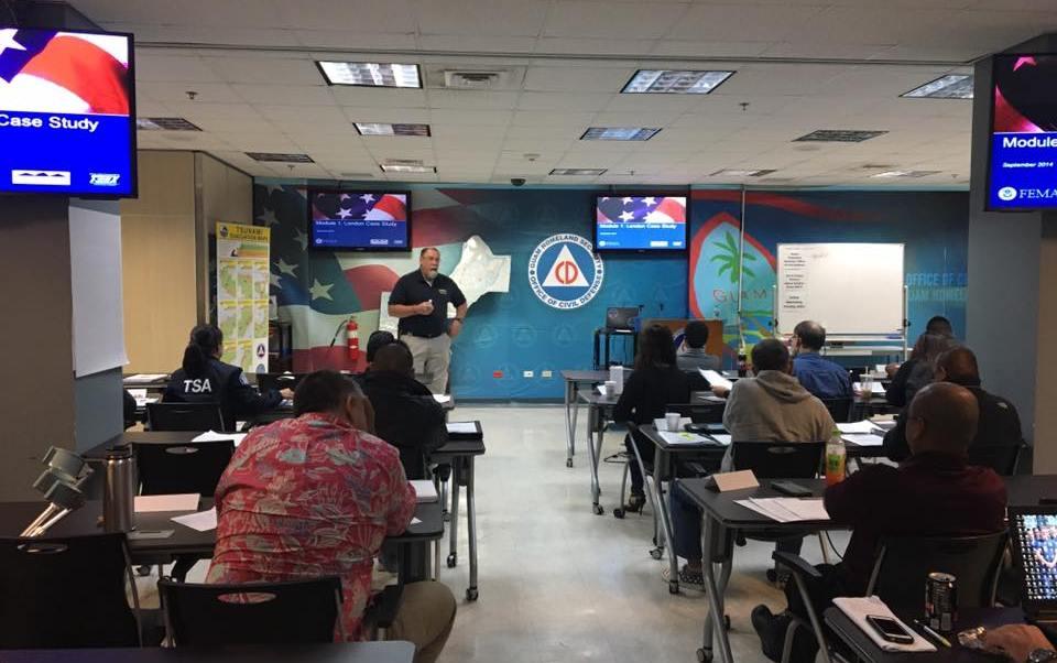guam publica recomendaciones ante ataque con misiles