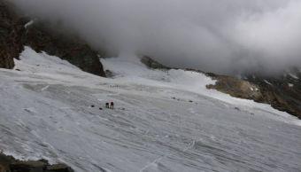 Hallan el cadáver congelado de un alpinista desaparecido en 1987