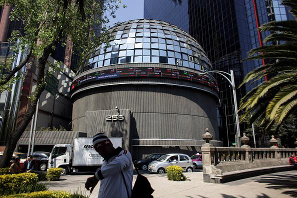 BMV cierra la semana en rojo — MÉXICO
