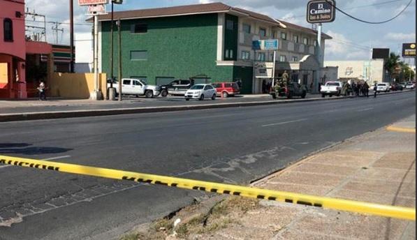 explosión en un hotel de Reynosa Tamaulipas