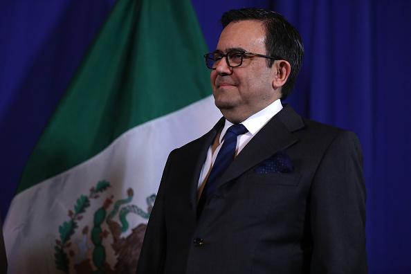 Ildefonso Guajardo titular, de la Secretaria de Economía de México