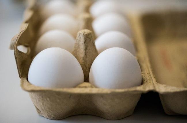 Imagen de una caja de huevos