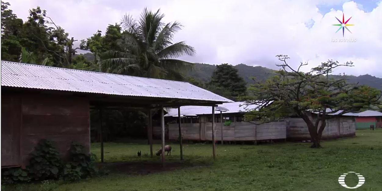 Indígenas de la Selva Lacandona, Chiapas, carecen de atención médica. (Noticieros Televisa)Indígenas de la Selva Lacandona, Chiapas, carecen de atención médica