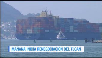 Inicia Renegociacion Tlcan Enrique Campos Explica