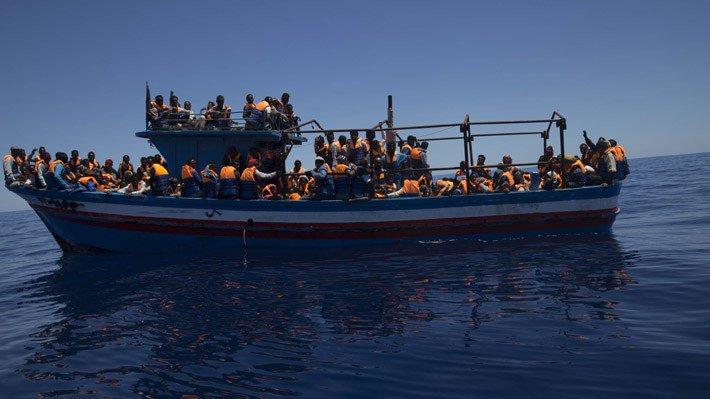 Traficantes arrojan inmigrantes mar costas Yemen