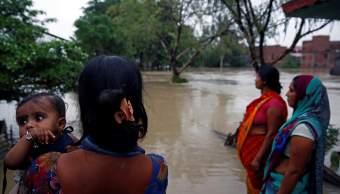 Inundaciones en Nepal afectan a miles de personas
