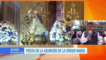 Jalisco, celebra, fiesta, asunción