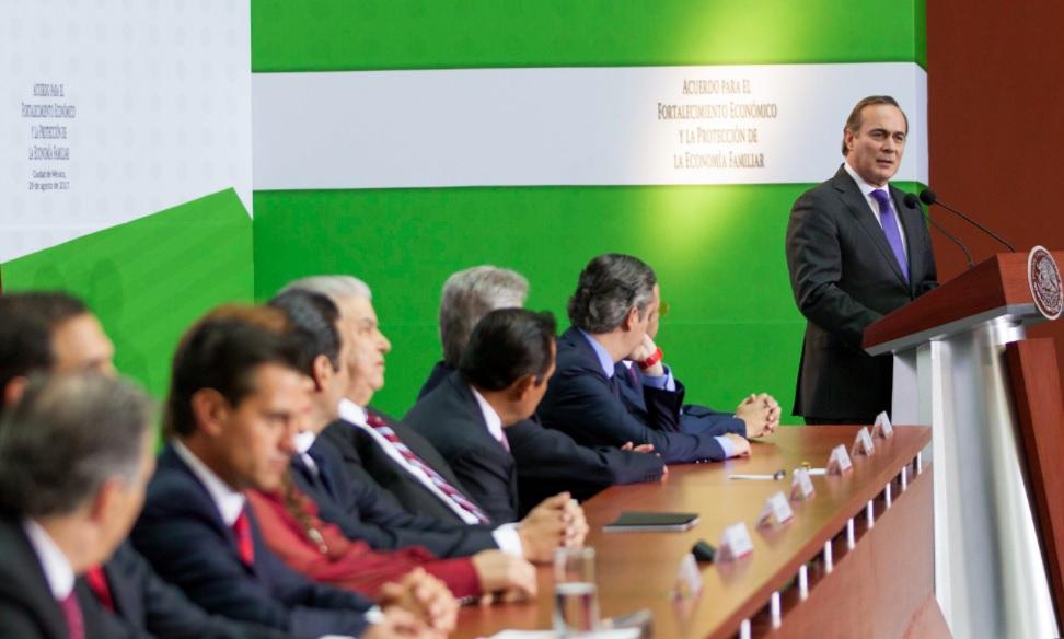 pena nieto entrega concesion nueva bolsa institucional valores