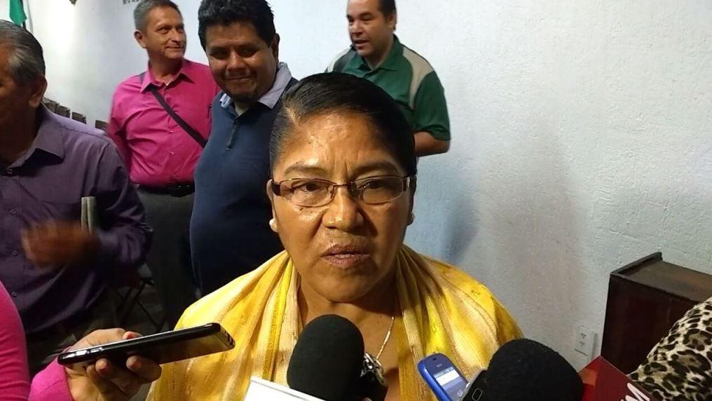 Graco Ramírez respalda a Juana Ocampo como presidenta sustituta de Temixco