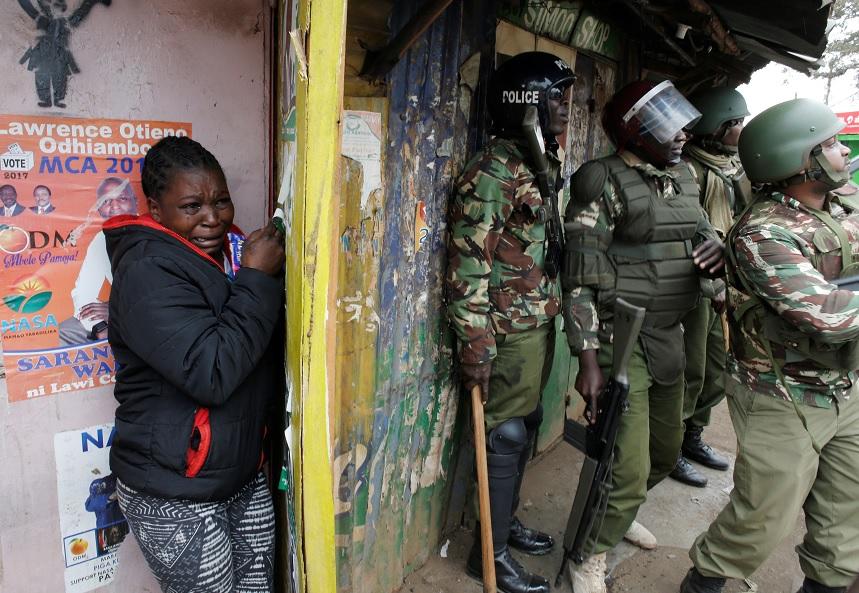 Estalla la violencia postelectoral en Kenia; hay al menos cuatro muertos