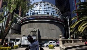 Bolsa Mexicana Valores cierra jornada ganancias