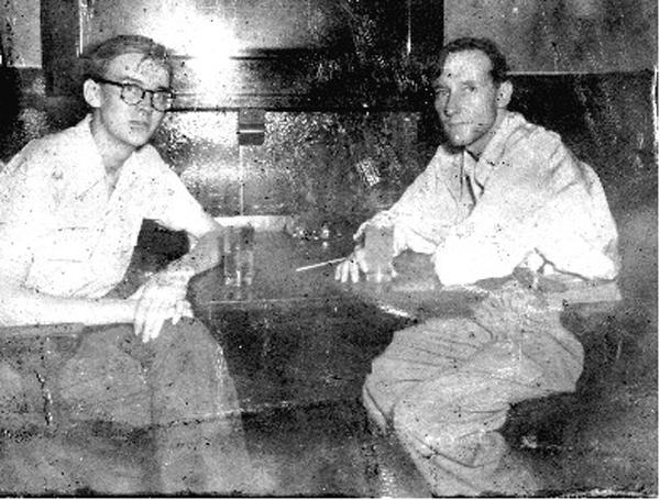 William Burroughs, Lewis Marker, beat, Ciudad de México, DF