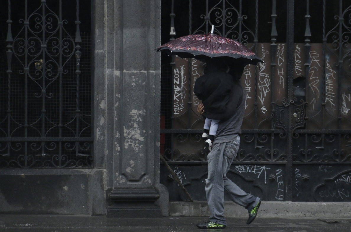 SMN anuncia tormentas en seis estados