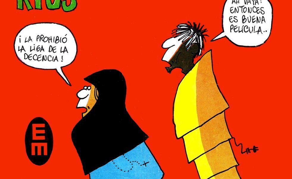 Rius, Eduardo del Rio, Los supermachos