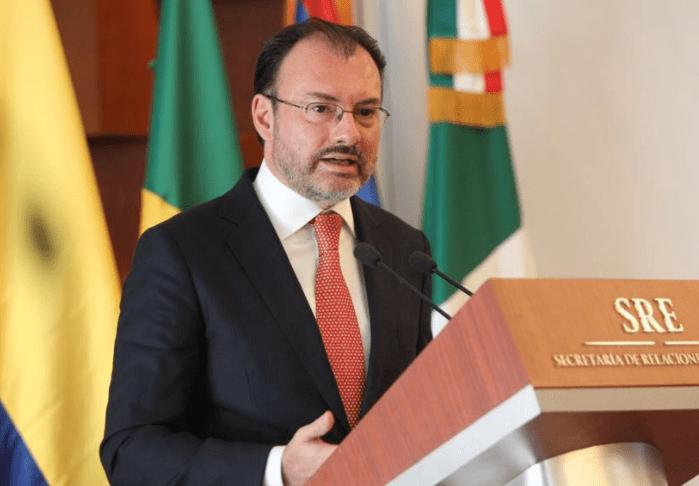 Contrasta Videgaray a México y Venezuela
