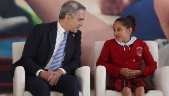 Gobierno de la CDMX invertirá 300 mdp en infraestructuras de escuelas