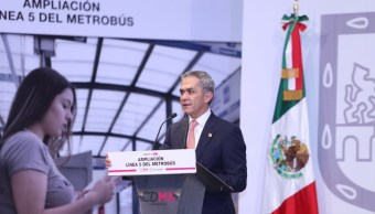 mancera anuncia inicio ampliacion l5 metrobus