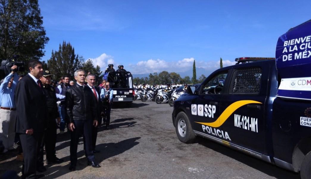 Gobierno capitalino inhibirá que delincuencia se reorganice Tláhuac: Mancera